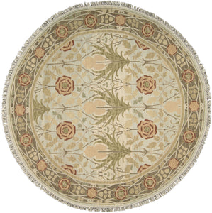 Nourison Nourmak Light Green Area Rug S144 LTG