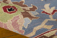 Load image into Gallery viewer, Nourison Nourmak Blue Area Rug S172 BL