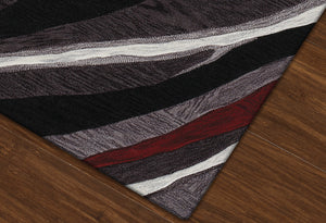 Dalyn Studio Black Sd16 Area Rug