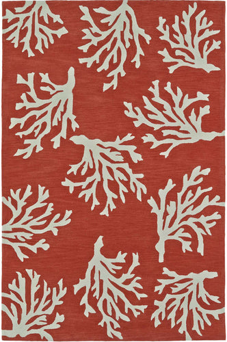 Dalyn Seaside Salmon Se12 Area Rug