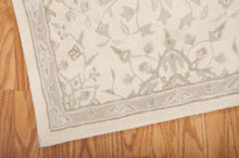Load image into Gallery viewer, Kathy Ireland Royal Serenity St. James Bone Area Rug By Nourison SER02 BONE (Runner)