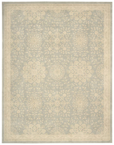 Kathy Ireland Royal Serenity St. James Cloud Area Rug By Nourison SER02 CLOUD