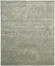 Load image into Gallery viewer, Nourison Silk Shadows Light Green Area Rug SHA01 LTG