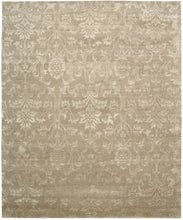 Load image into Gallery viewer, Nourison Silk Shadows Light Gold Area Rug SHA03 LGD