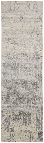 Nourison Silk Shadows Sterling Area Rug SHA10 STERL