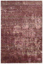 Load image into Gallery viewer, Nourison Silk Shadows Wine Area Rug SHA10 WINE
