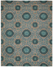 Load image into Gallery viewer, Nourison Siam Grey Area Rug SIA03 GRY