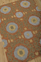Load image into Gallery viewer, Nourison Siam Rust Area Rug SIA03 RUS