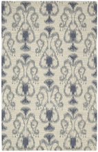 Load image into Gallery viewer, Nourison Siam Silver Area Rug SIA05 SIL