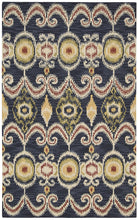 Load image into Gallery viewer, Nourison Siam Indigo Area Rug SIA07 IND