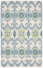 Load image into Gallery viewer, Nourison Siam Ivory Area Rug SIA07 IV