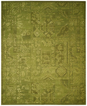 Load image into Gallery viewer, Nourison Silk Infusion Green Area Rug SIF02 GRE