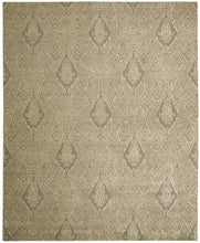 Load image into Gallery viewer, Nourison Silk Infusion Grey Area Rug SIF03 GRY