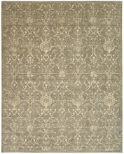 Load image into Gallery viewer, Nourison Silk Elements Moss Area Rug SKE03 MOS