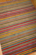 Load image into Gallery viewer, Nourison Skyland Stripe Area Rug SKY02 STRIP