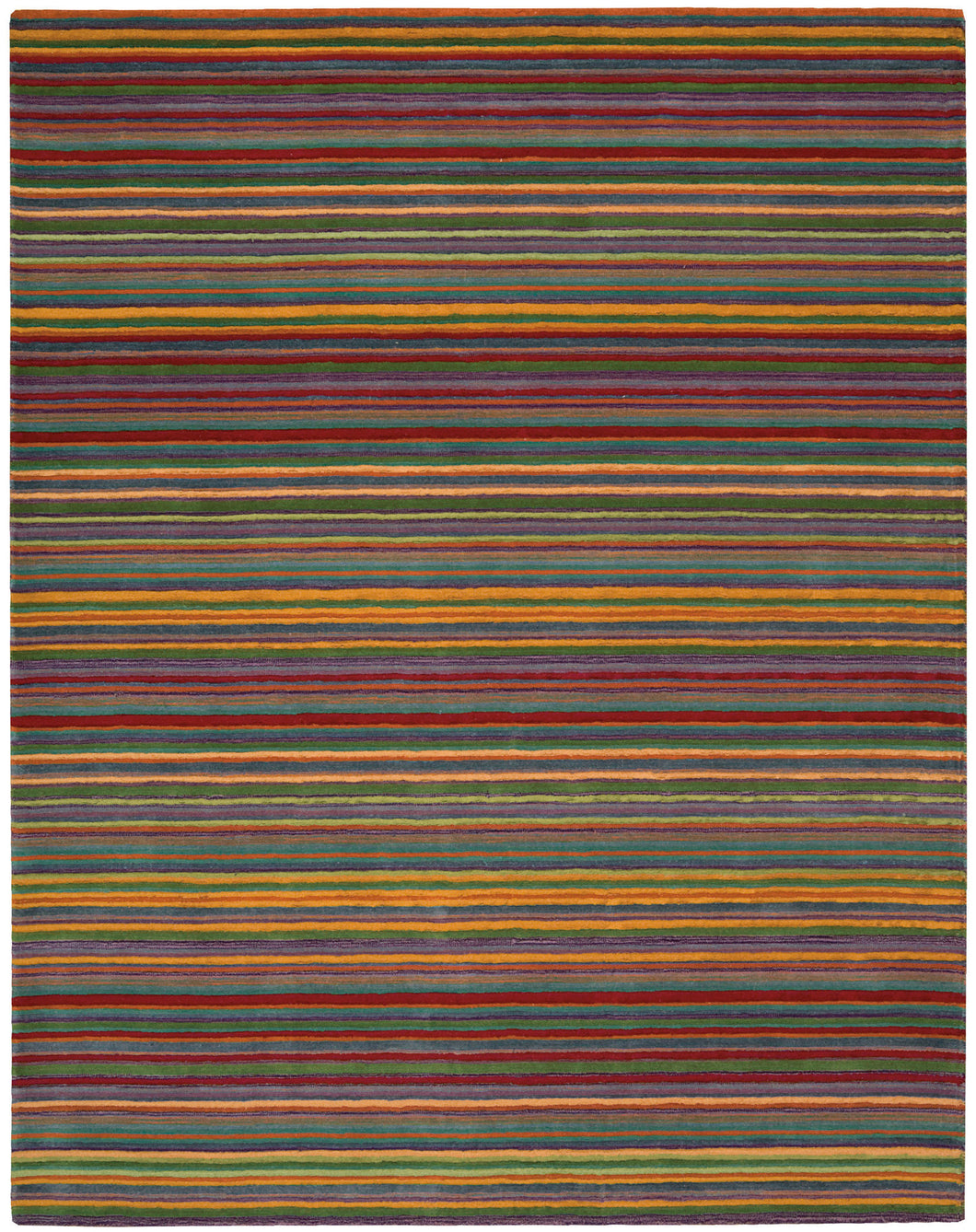 Nourison Skyland Stripe Area Rug SKY02 STRIP