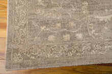 Load image into Gallery viewer, Nourison Silken Allure Taupe Area Rug SLK02 TAU (Rectangle)