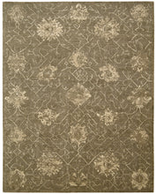 Load image into Gallery viewer, Nourison Silken Allure Chocolate Area Rug SLK08 CHO