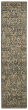 Load image into Gallery viewer, Nourison Silken Allure Slate Area Rug SLK17 SLT