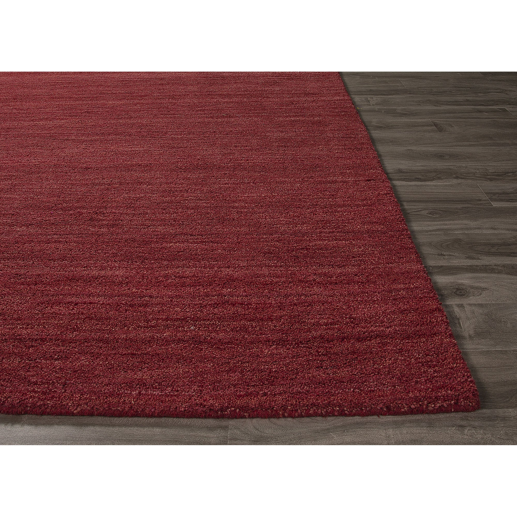 red area rug jaipur rugs woven solid pattern wool area rug 13188