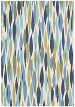 Load image into Gallery viewer, Waverly Sun & Shade Bits & Pieces Seaglass Area Rug By Nourison SND01 SEAGL