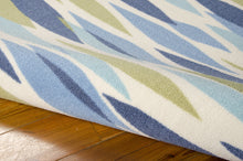 Load image into Gallery viewer, Waverly Sun & Shade Bits & Pieces Seaglass Area Rug By Nourison SND01 SEAGL (Rectangle)