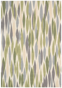 Waverly Sun & Shade Bits & Pieces Violet Area Rug By Nourison SND01 VIOLE