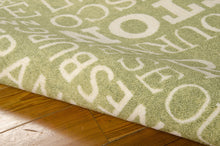 Load image into Gallery viewer, Waverly Sun & Shade Pattern Destinations Wasabi Area Rug By Nourison SND10 WAS (Rectangle)
