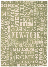 Load image into Gallery viewer, Waverly Sun & Shade Pattern Destinations Wasabi Area Rug By Nourison SND10 WAS