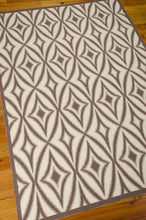 Load image into Gallery viewer, Waverly Sun & Shade Centro Flint Area Rug By Nourison SND19 FLINT