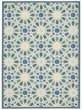 Load image into Gallery viewer, Waverly Sun & Shade Starry Eyed Porcelain Area Rug By Nourison SND29 PRCLN