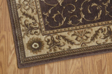 Load image into Gallery viewer, Nourison Somerset Brown Area Rug ST02 BRN (Rectangle)