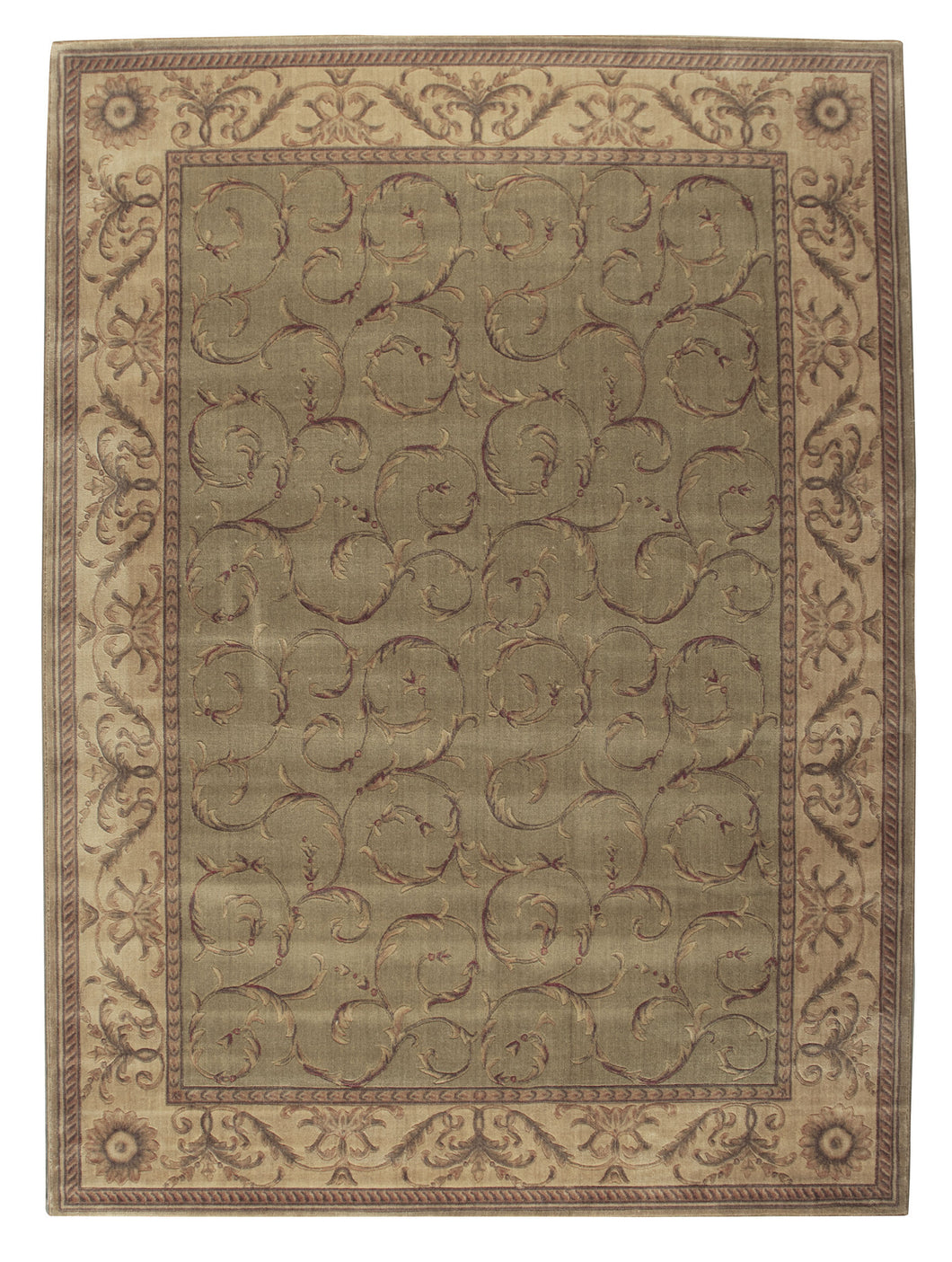 Nourison Somerset Meadow Area Rug ST02 MEA