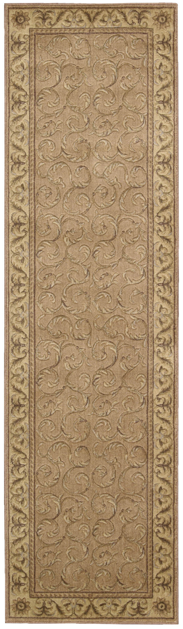 Nourison Somerset Peach Area Rug ST02 PCH