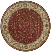 Load image into Gallery viewer, Nourison Somerset Red Area Rug ST02 RED
