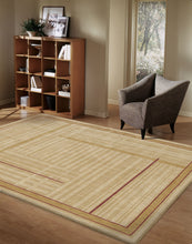 Load image into Gallery viewer, Nourison Somerset Gold Area Rug ST17 GLD