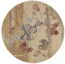 Load image into Gallery viewer, Nourison Somerset Beige Area Rug ST18 BGE
