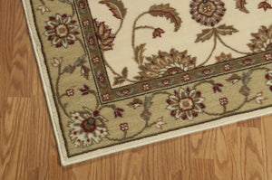 Nourison Somerset Ivory Area Rug ST60 IV (Rectangle)