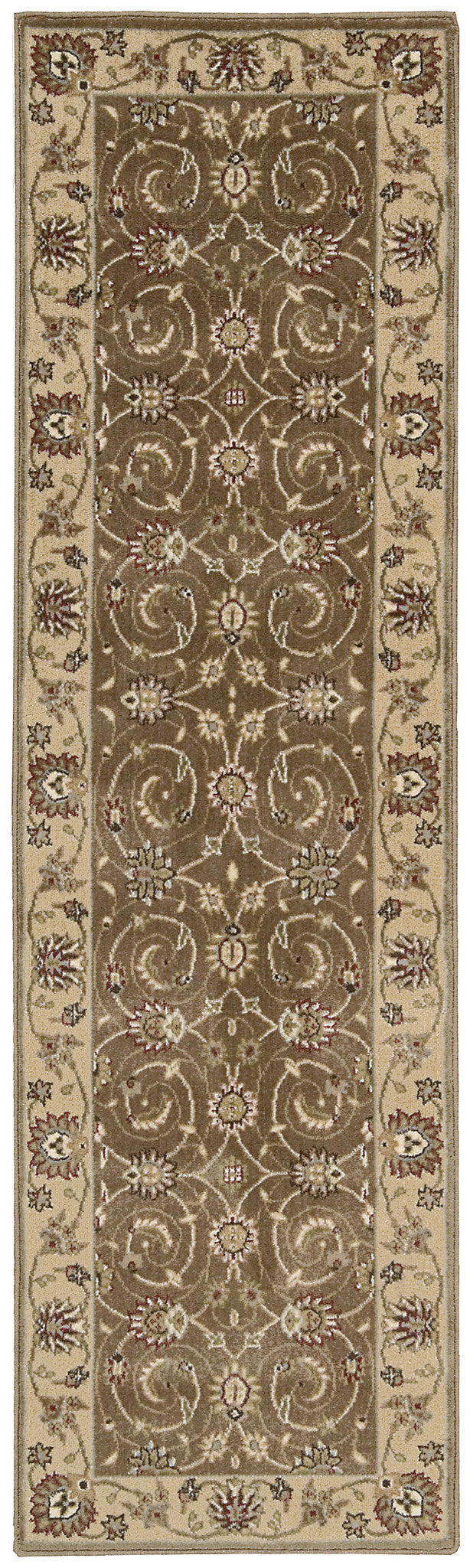 Nourison Somerset Taupe Area Rug ST62 TAU