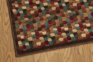 Nourison Somerset Multicolor Area Rug ST84 MTC (Rectangle)