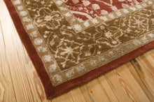 Load image into Gallery viewer, Nourison Symphony Ruby Area Rug SYM06 RUB