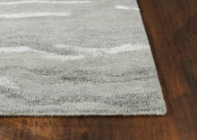 Load image into Gallery viewer, Kas Rugs Serenity 1253 Slate Breeze Area Rug