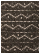 Load image into Gallery viewer, Nourison Tangier Grey Area Rug TAN04 GRY