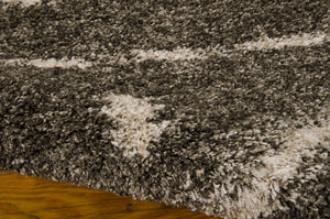Nourison Tangier Grey Area Rug TAN04 GRY (Rectangle)