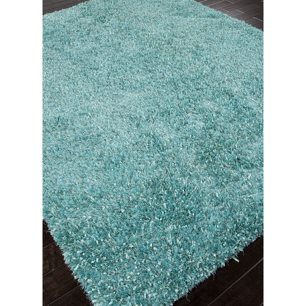 blue shag rug jaipur rugs shag solid pattern blue polyester area rug 29479