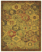 Load image into Gallery viewer, Nourison Timeless Multicolor Area Rug TML03 MTC