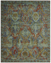 Load image into Gallery viewer, Nourison Timeless Turquoise Area Rug TML09 TURQU