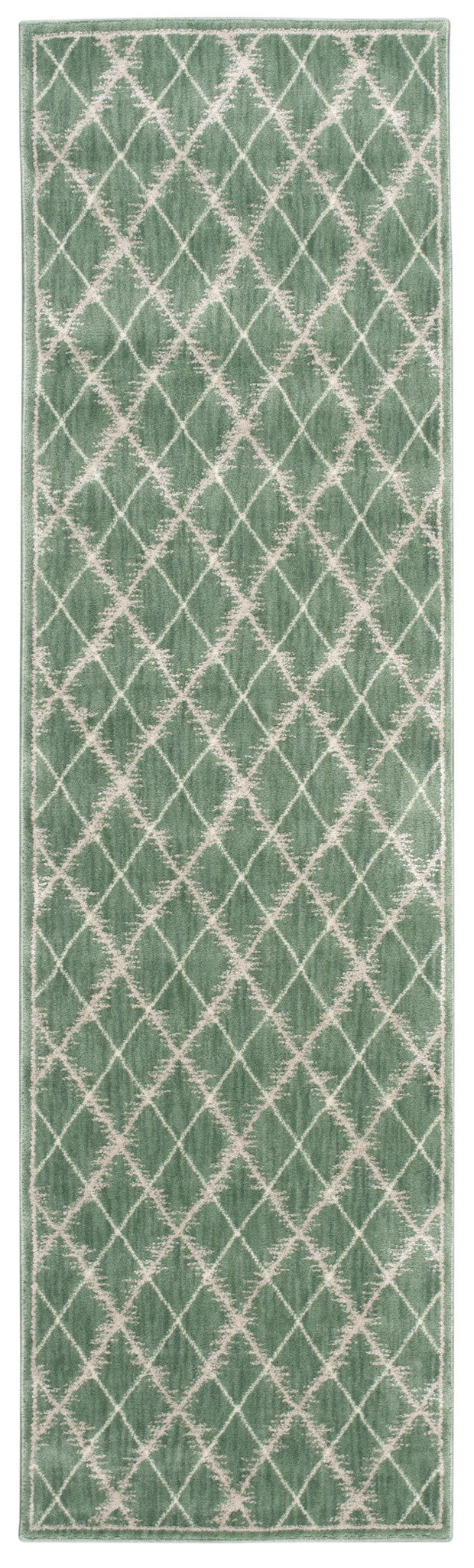Nourison Tranquility Light Green Area Rug TNQ01 LTG