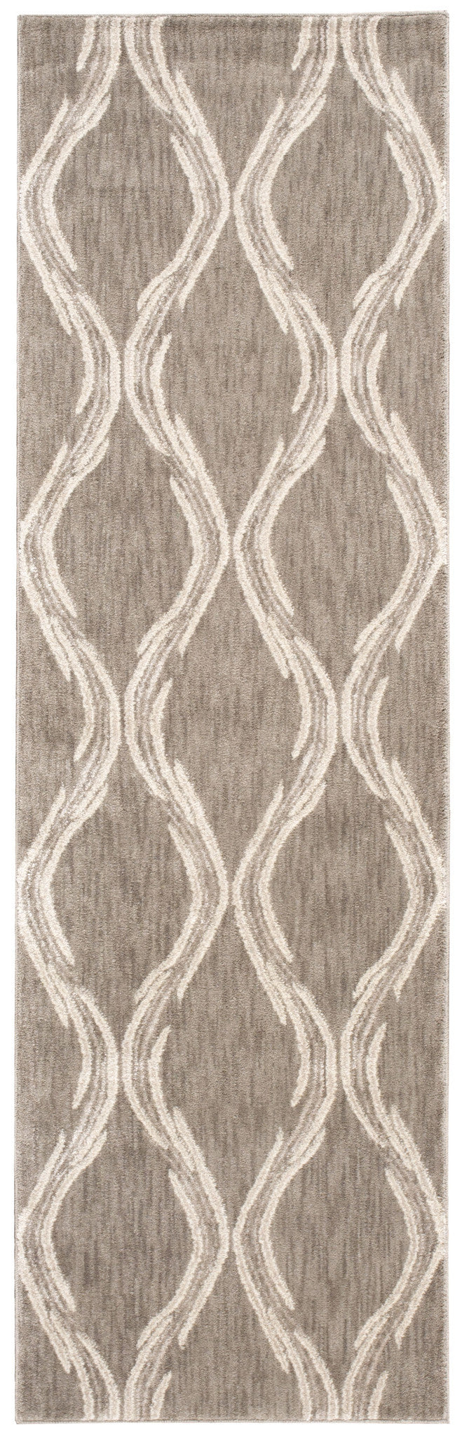 Nourison Tranquility Taupe Area Rug TNQ02 TAU