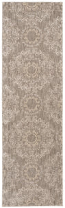 Nourison Tranquility Stone Area Rug TNQ03 STONE